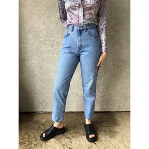 VINTAGE | GAP Classic Fit High waisted mom jeans